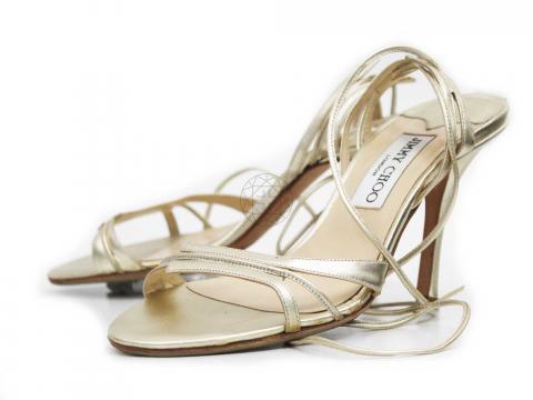 Sell Jimmy Choo Kitten Heel Sandal
