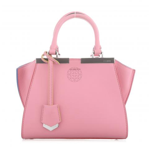 Sell Fendi Mini 3jours Bag Pink Huntstreet Com